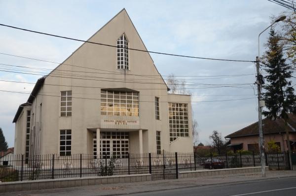"""Fotografii conferinţa """"Otrăvirea bisericii"""" Făget Timiş 23 noiembrie 2013"""