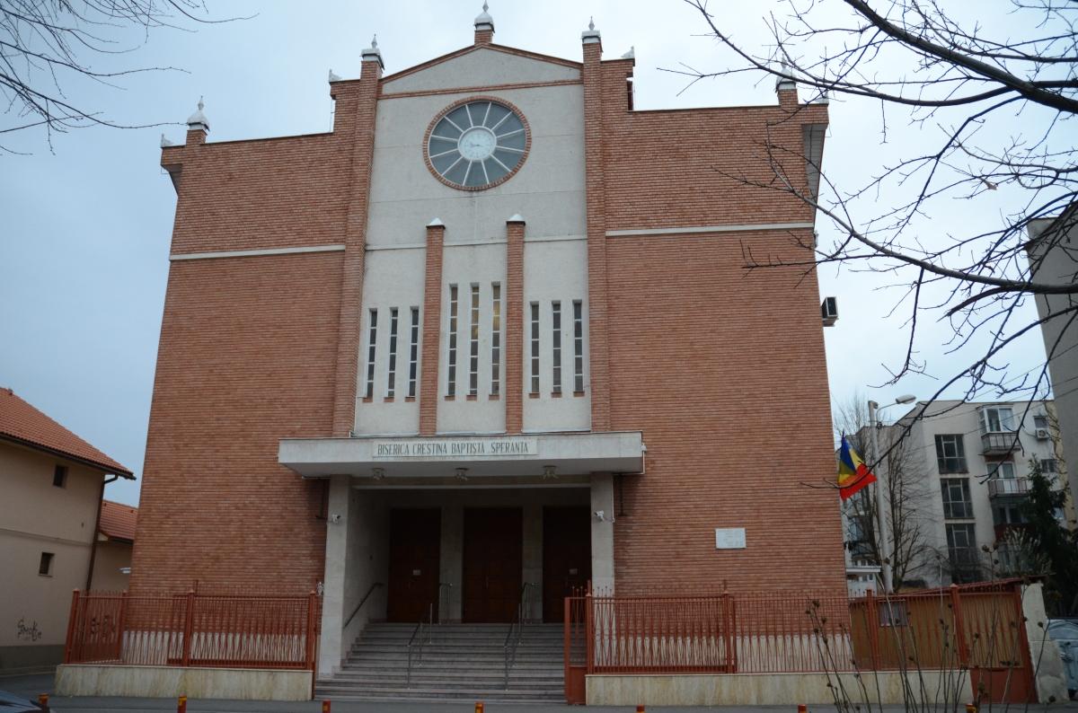 """Biserica Creștină Baptistă """"Speranța"""" Arad"""