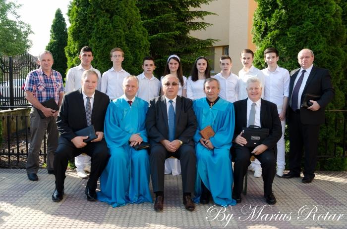 "Fotografii botez biserica penticostală ""Betania"" Arad 8 iunie 2014"