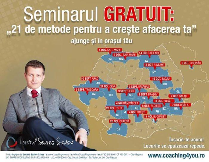 Seminar Lorand Soarez Szasz