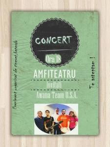 """Concert """"Betesda"""" Arad"""