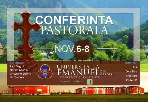 Conferință Pastorală UEO Oradea