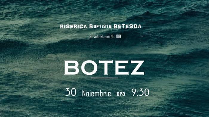 "Botez ""Betesda"" Sântana Arad"