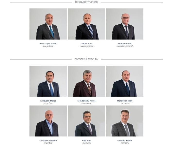 conducerea cultului penticostal 2010 - 2014