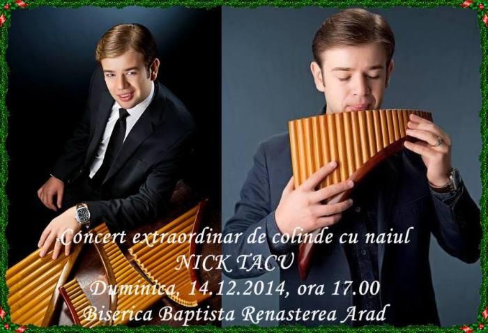 Nick Tacu Renașterea Arad