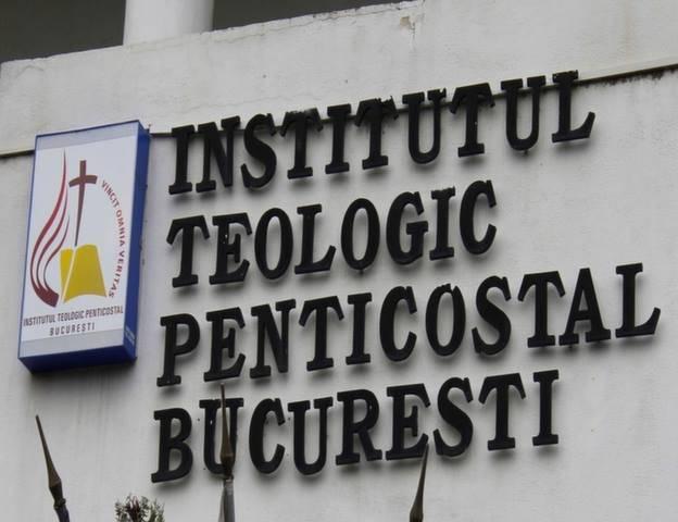 Institutul Teologic Penticostal București (Sursa rodiagnusdei.wordpress.com)