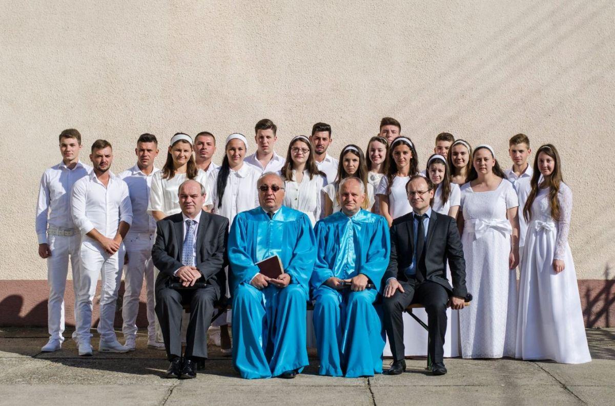 """Fotografie botez """"Betania"""" Arad 31 Mai 2015"""