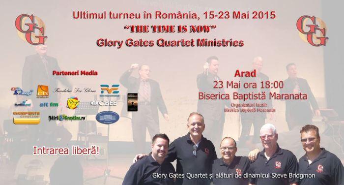 Glory Gates Quartet