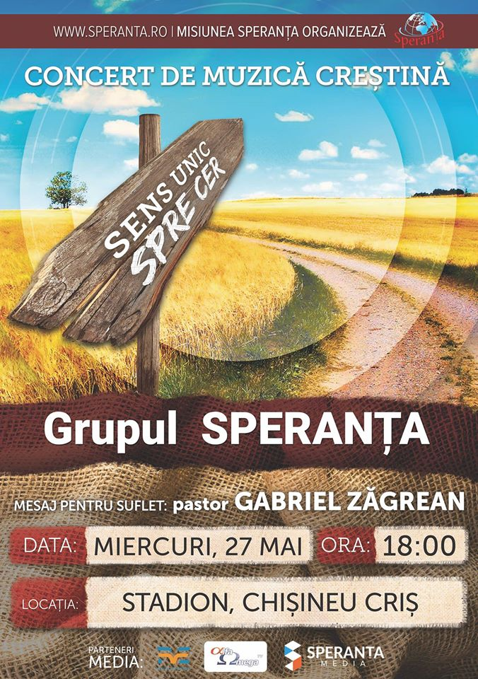 Speranța Chișineu Criș Arad 2015