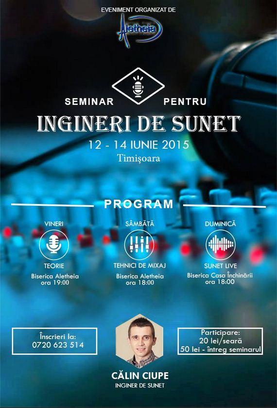 Ingineri de sunet