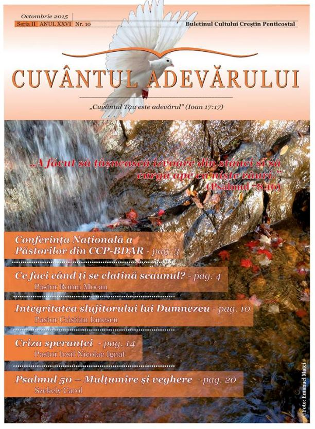 Cuv Adev Oct 2015