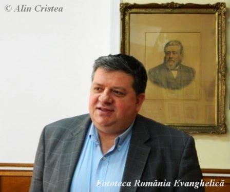 Otniel Bunaciu România Evanghelică