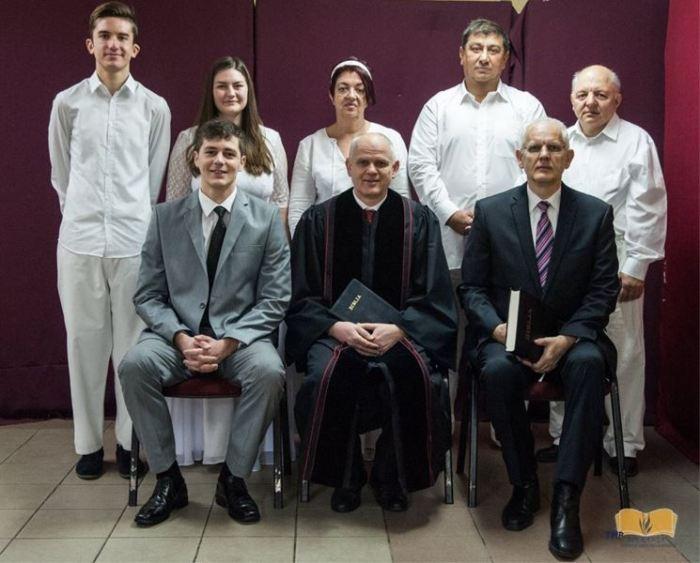 Botez Speranța Arad 13 Decembrie 2015