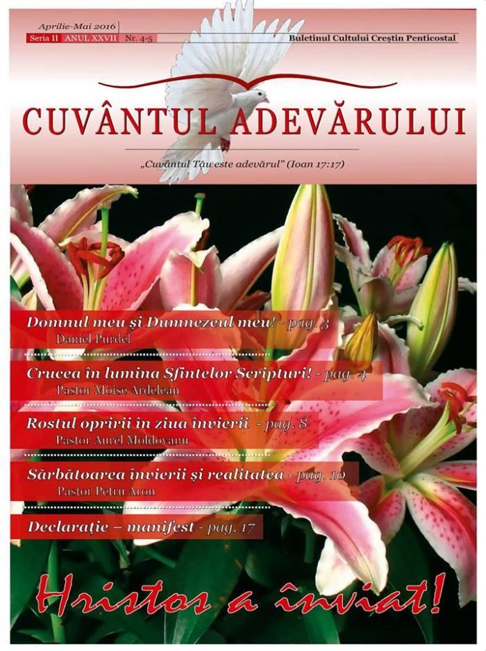 Cuv Adev Nr 4-5 2016