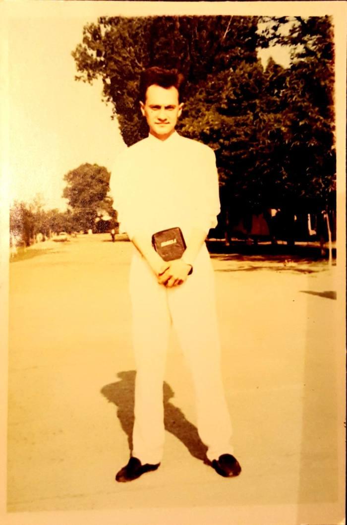 Gabi Izsak Botez Mai 1992 1