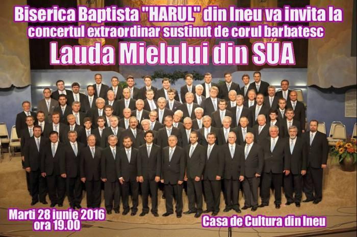 Concert Ineu Harul Iunie 2016