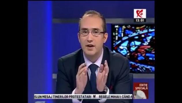 George Grigoriu Realitatea Tv