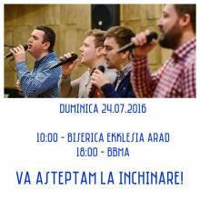 Impact Quartet la Ekklesia FaceBook Impact Quartet