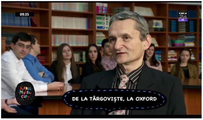 Trei elevi români la Oxford digi24.ro