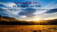 Ekklesia Arad 18 August 2016