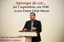 Ghiță Mocan FaceBook Ekklesia