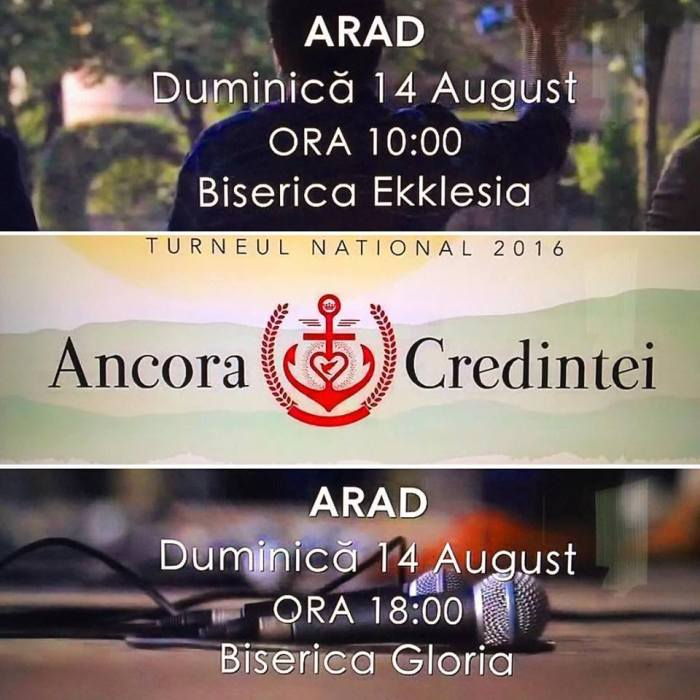 The Messengers Arad August 2016 FaceBook Dan Damian
