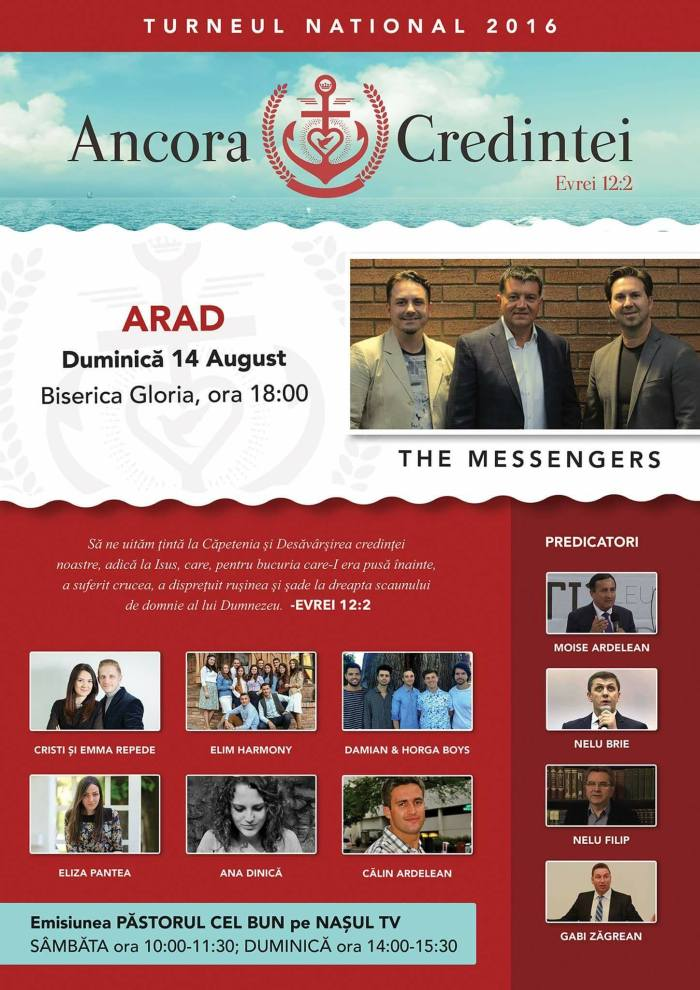 The Messengers Gloria Arad