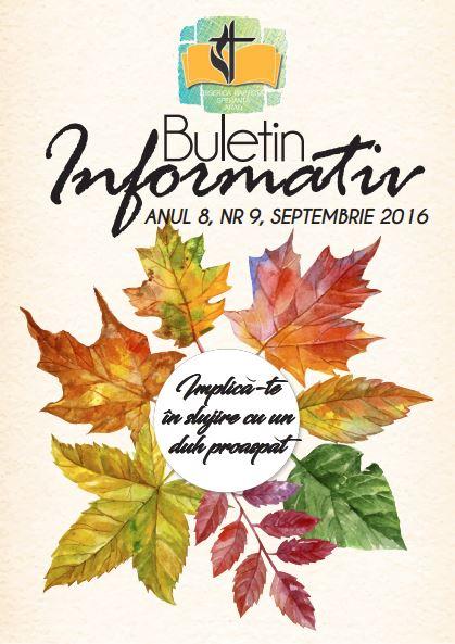 B I S Septembrie 2016